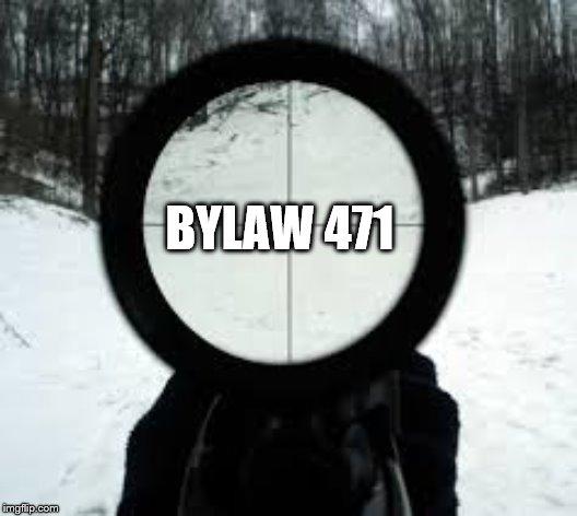 Bylaw 471